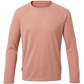 Craghoppers NosiLife Paola Longsleeved T-Shirt Girls rosette slub